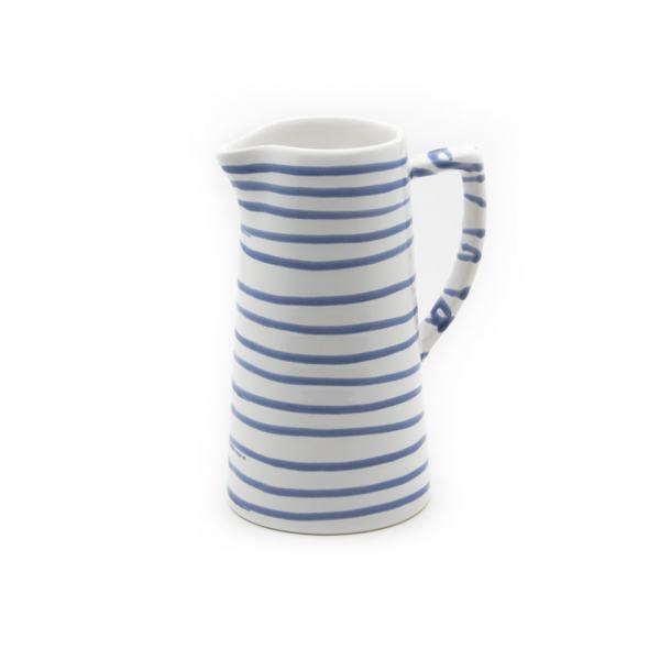 Gmundner Keramik Blaugeflammt Wasserkrug (1.2L)