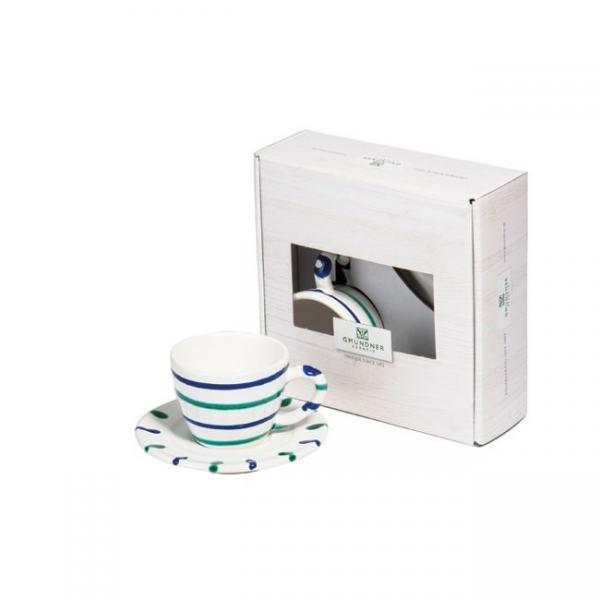 Gmundner Keramik Traunsee Espresso for you Gourmet