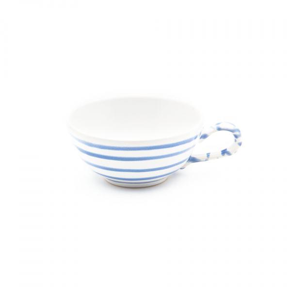 Gmundner Keramik Blaugeflammt Teetasse glatt (0.17L)
