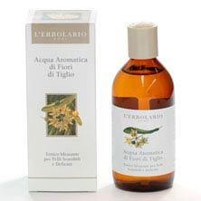 L'erbolario Aromatisches Lindenwasser 200ml