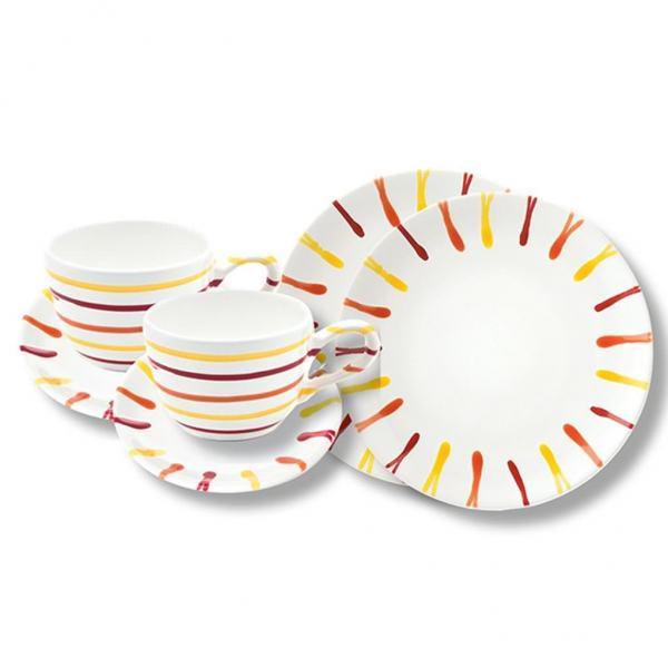 Gmundner Keramik Landlust Breakfast for two Classic