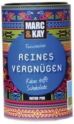 Marc & Kay Trinkschokolade 250 g Reines Vergnügen