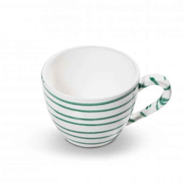 Gmundner Keramik Grüngeflammt Teetasse Maxima (0.4L)