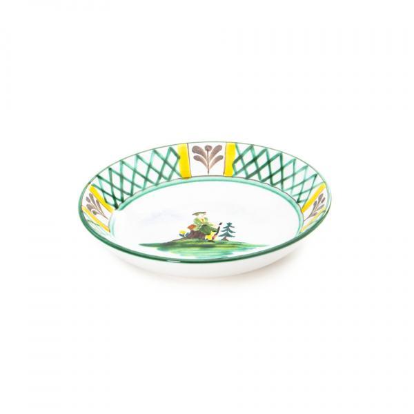 Gmundner Keramik Jagd Suppenteller Cup (Ø 20cm)