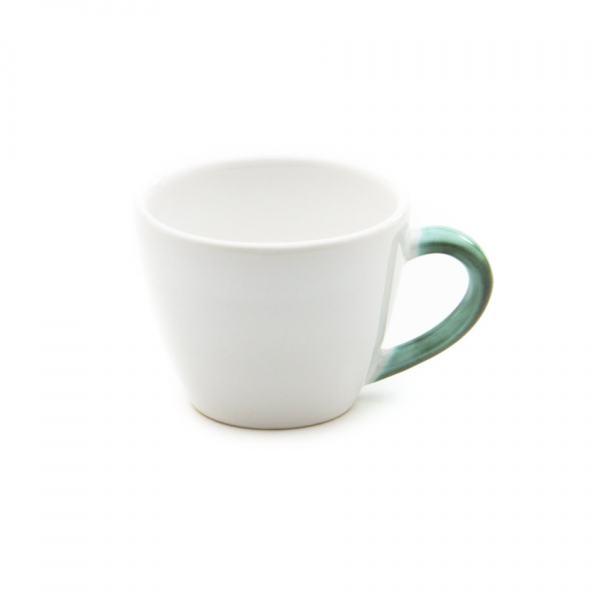 Gmundner Keramik Variation grün Espressotasse Gourmet (0.06L)
