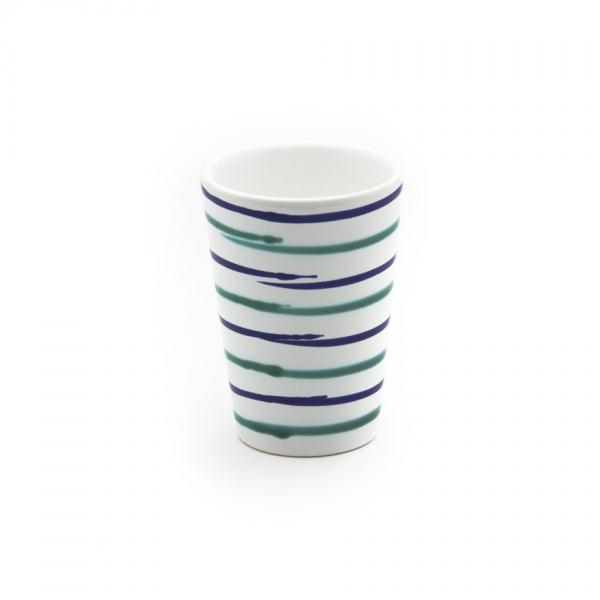 Gmundner Keramik Traunsee Trinkbecher (H: 11cm)