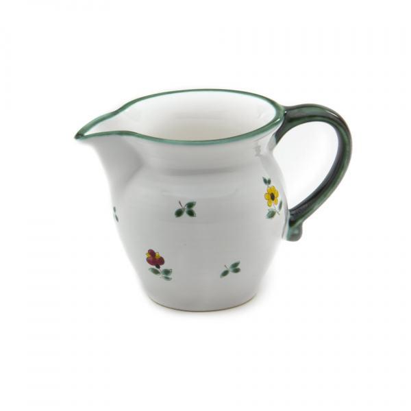 Gmundner Keramik Streublumen Milchgießer glatt (0.5L)