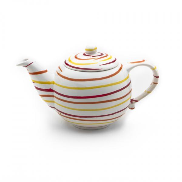 Gmundner Keramik Landlust Teekanne glatt 0.5L