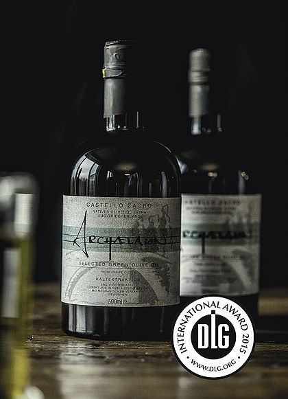 Archaelaion extra natives Olivenöl aus unreifen Oliven 500ml