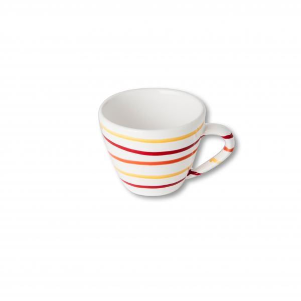 Gmundner Keramik Landlust Cappuccino Tasse Gourmet 0.16L