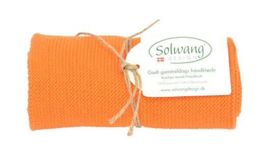 Solwang Küchentücher orange