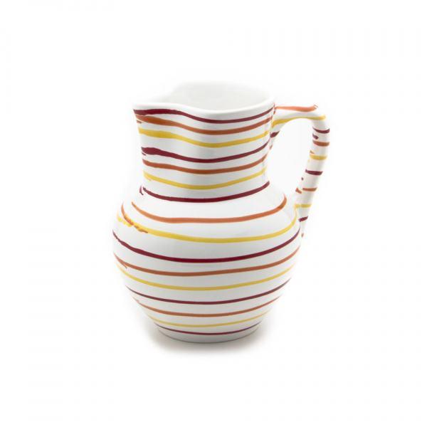 Gmundner Keramik Landlust Krug Wiener Form (1.5L)