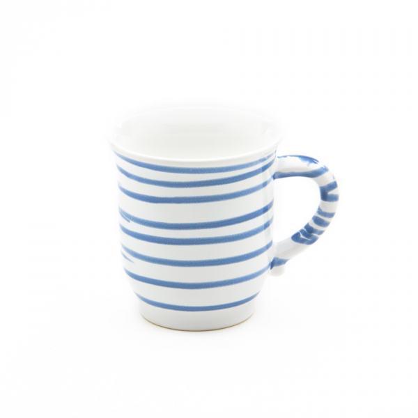 Gmundner Keramik Blaugeflammt Schokotasse (0.3L)