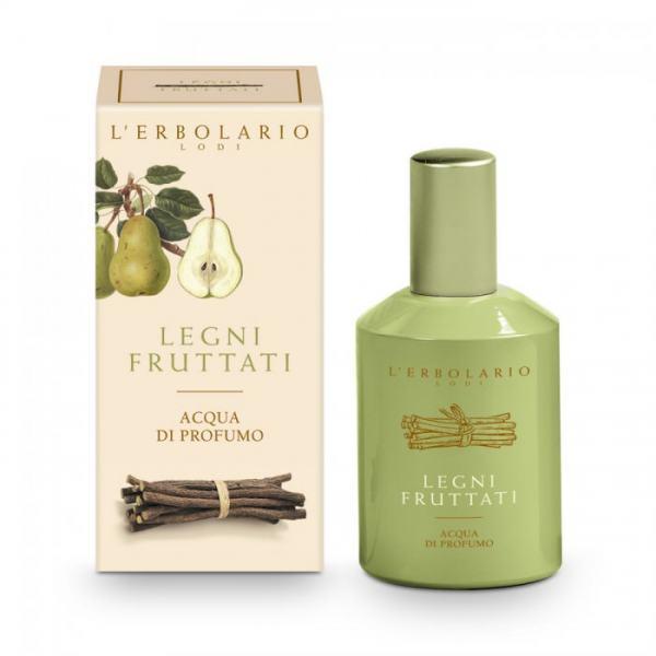 L'erbolario LEGNI FRUTTATI Eau de Parfum 50ml