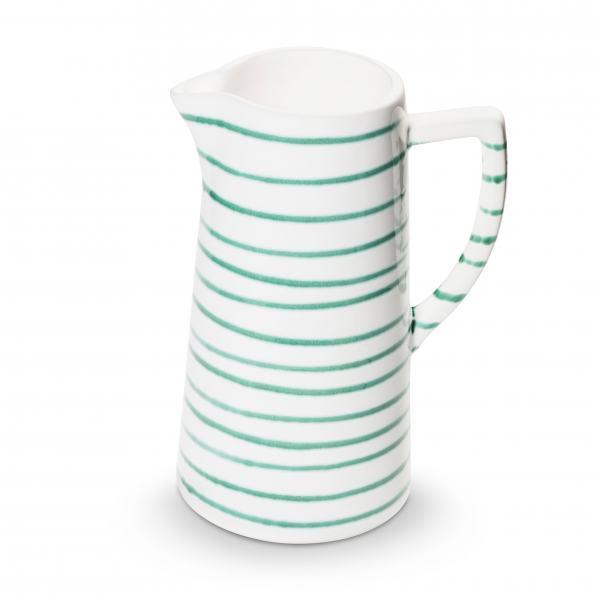 Gmundner Keramik Grüngeflammt Wasserkrug 1,2L