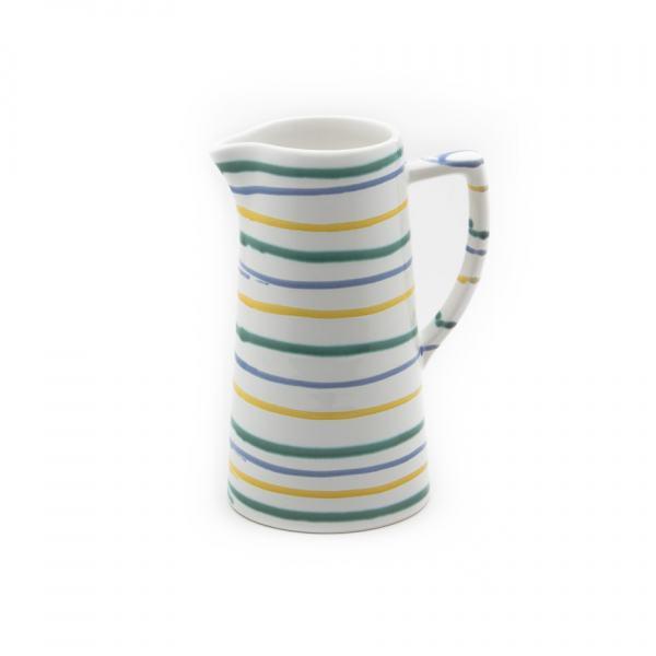 Gmundner Keramik Buntgeflammt Wasserkrug 1.2L