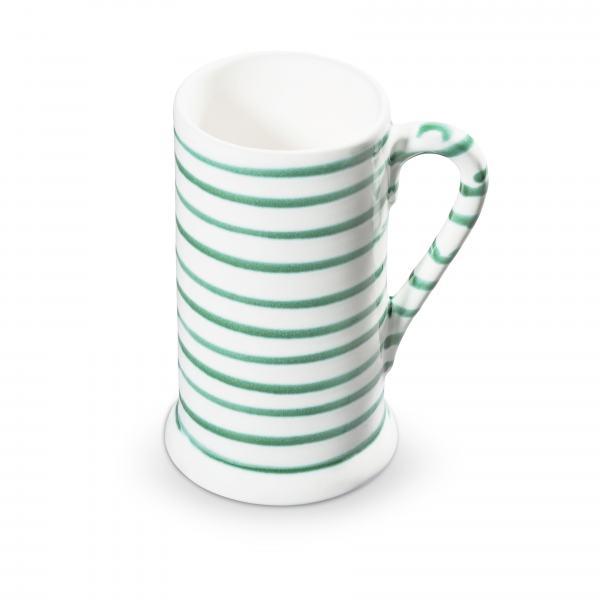 Gmundner Keramik Grüngeflammt Bierkrug Form-A 0.3L