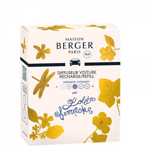 Maison Berger Autoduft Refill 2 Stück LOLITA LEMPICKA