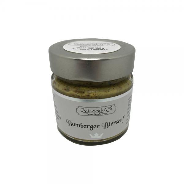 Bamberger Edition Biersenf 115 ml
