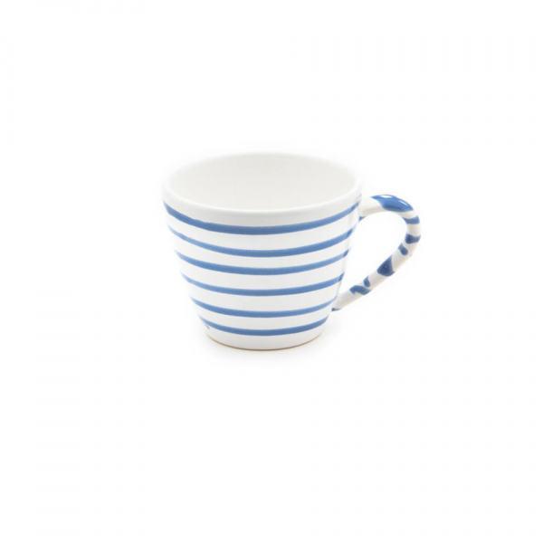 Gmundner Keramik Blaugeflammt Kaffeetasse Gourmet (0.2L)