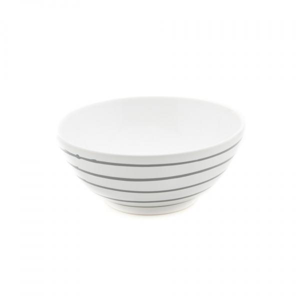 Gmundner Keramik Graugeflammt Schüssel 20cm