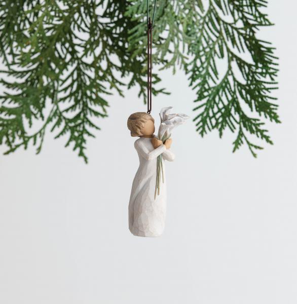 Willow Tree Beautiful wishes Ornament -Schöne Wünsche Ornament