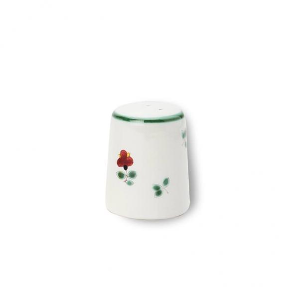 Gmundner Keramik Streublumen Pfefferstreuer glatt