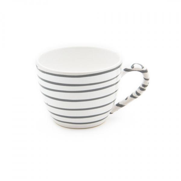Gmundner Keramik Graugeflammt Teetasse Maxima (0.4L)