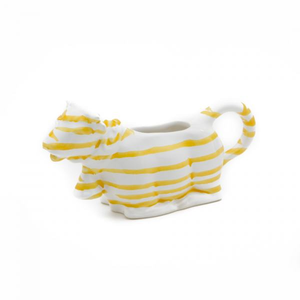 Gmundner Keramik Gelbgeflammt Milchkuh (0.16L)
