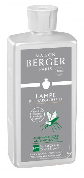 Maison Berger Anti Mücken Ozean Brise / Anti-Moustique Ocean Breeze 500 ml