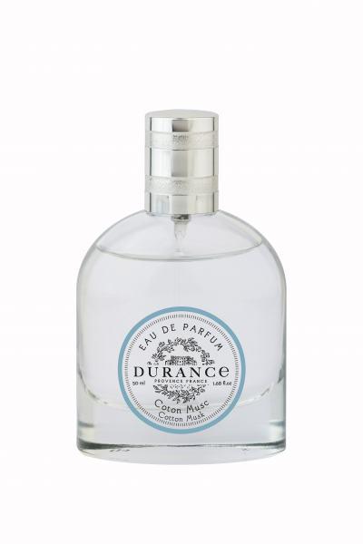 Durance Eau de Parfum Baumwoll-Moschus 50 mL