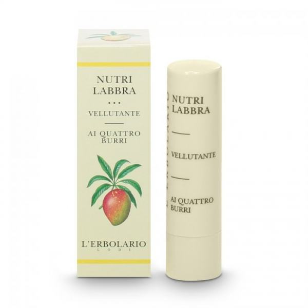 L'erbolario Lippenpflege glättend (4 Butter) 4,5ml