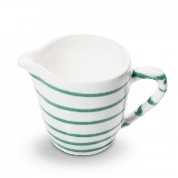 Gmundner Keramik Grüngeflammt Milchgießer Gourmet (0.2L)