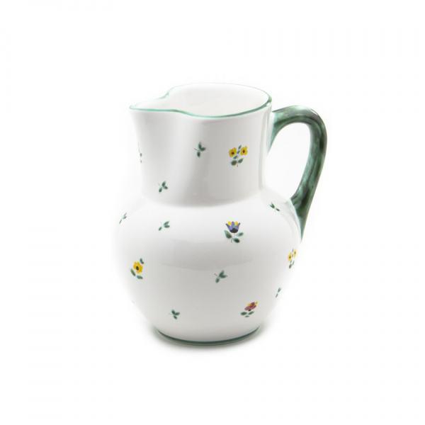 Gmundner Keramik Streublumen Krug Wiener Form (1.5L)