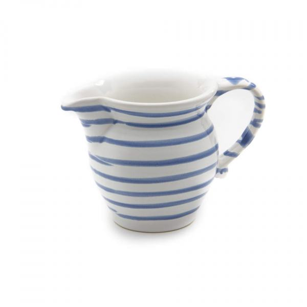 Gmundner Keramik Blaugeflammt Milchgießer glatt (0.5L)
