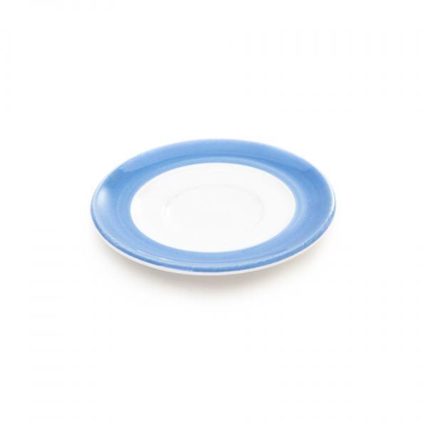 Gmundner Keramik Variation blau Unterteller Espresso Gour. (Ø11cm)