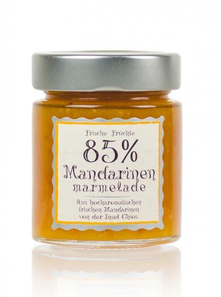 Deligreece Mandarinen Marmelade 85% 180g.