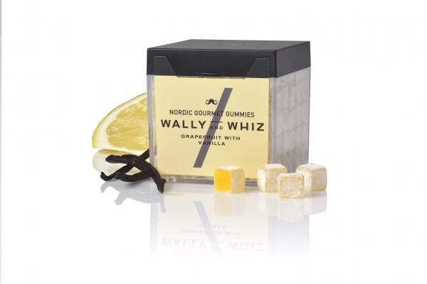 Weingummis Wally & Whiz Grapefruit mit Vanille 150g