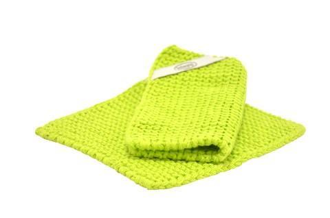 Solwang Topflappen limegrün