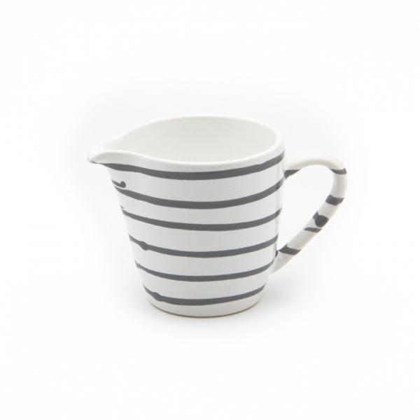 Gmundner Keramik Graugeflammt Milchgießer Gourmet 0.2L
