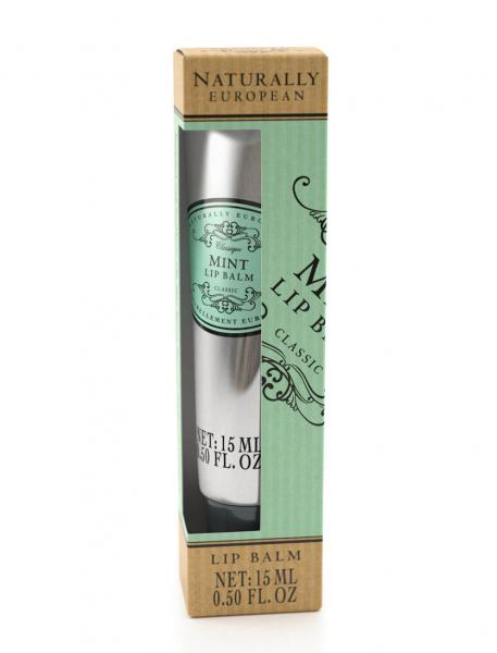 Naturally European Lip Balm Mint 15ML