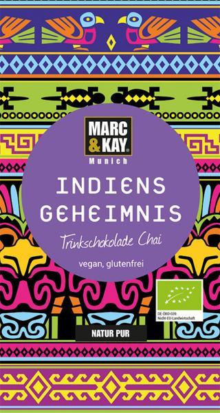 Marc & Kay Trinkschokolade 25 gr Indiens Geheimnis