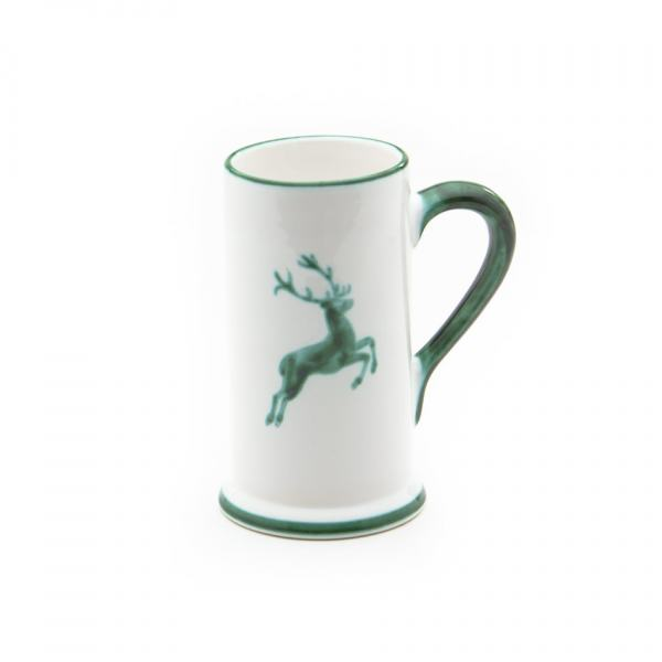 Gmundner Keramik Grüner Hirsch Bierkrug Form-A 0.3L