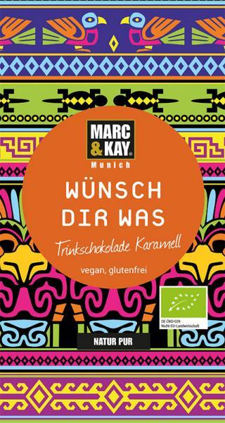 Marc & Kay Trinkschokolade 25 gr Wünsch dir was