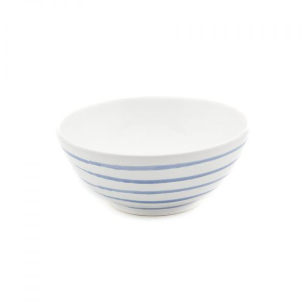 Gmundner Keramik Blaugeflammt Schüssel (Ø 20cm)