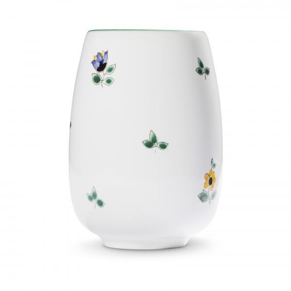 Gmundner Keramik Streublumen Vase H: 11cm