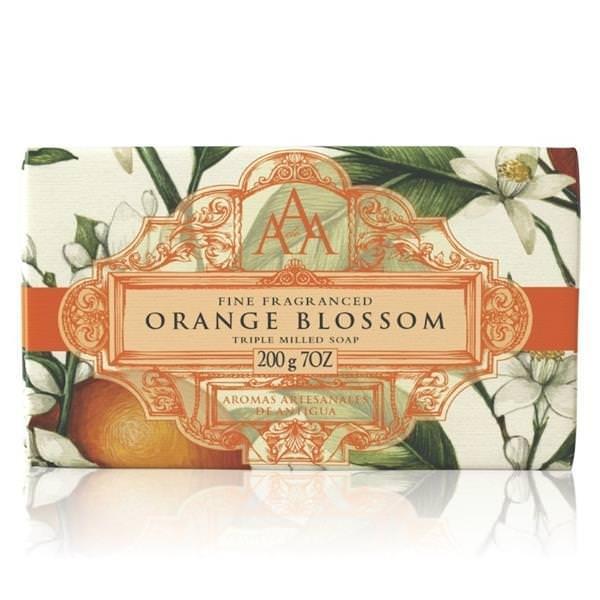 Triple AAA Soap 200 g - Orange Blossom
