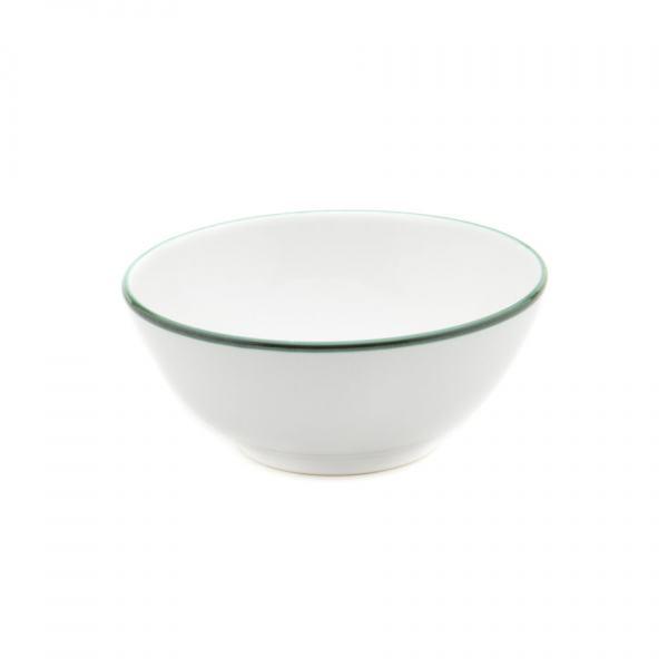 Gmundner Keramik Grüner Rand Schüssel (Ø 20cm)