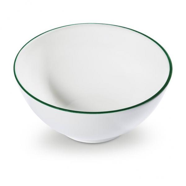 Gmundner Keramik Grüner Rand Schüssel Ø 27cm