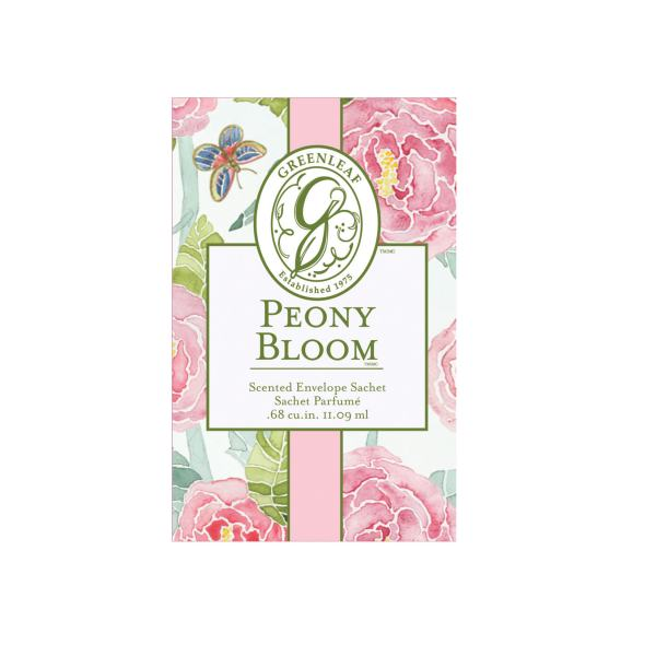 Greenleaf Duft-Sachet Peony Bloom Small